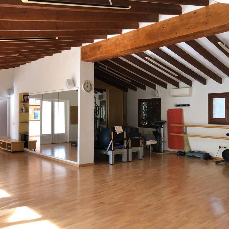 Fitness and Dance Room: Services de Club de Tenis Buenavista Benissa