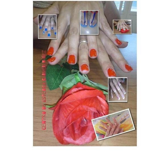 Manicura: Estética y salud de Centro de Estética Carmen Náñez