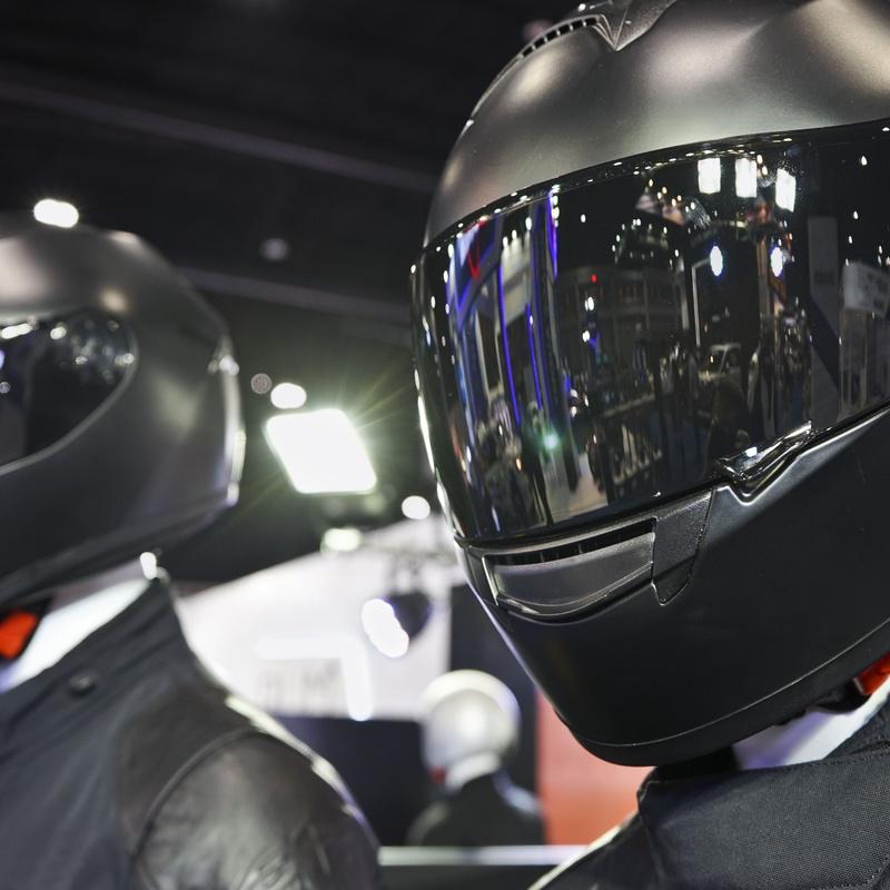 Cascos de motos: Servicios de Siempre Motos