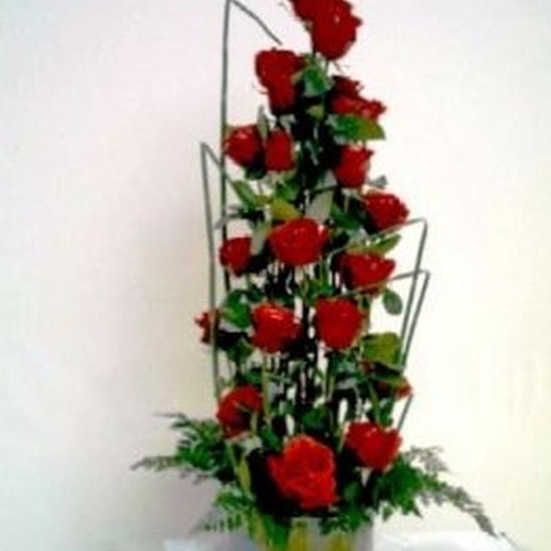 Jenufa: Productos de Flores Madrid