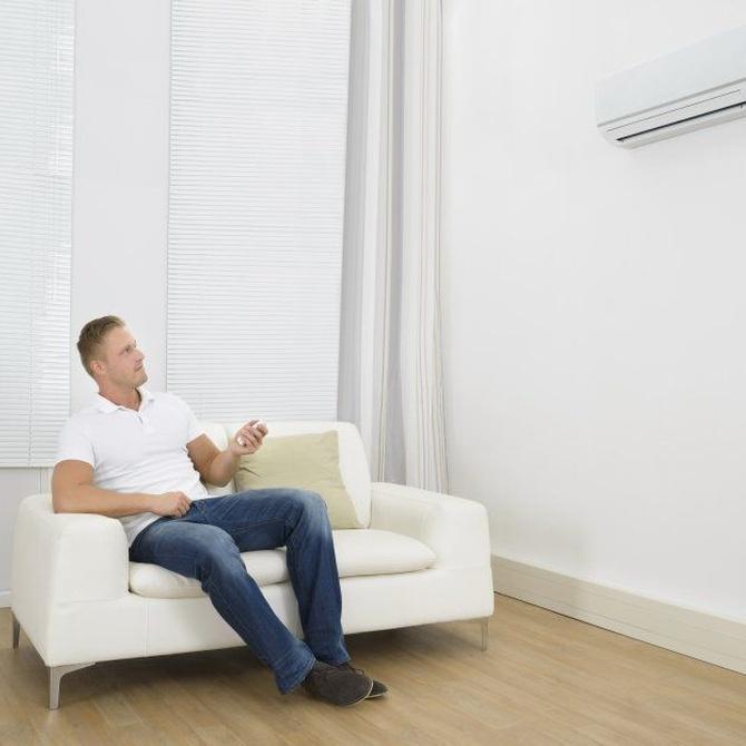 Por qué gasto tanto en aire acondicionado
