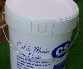 Pallet: Nuestros Productos  de Cales Del Sur