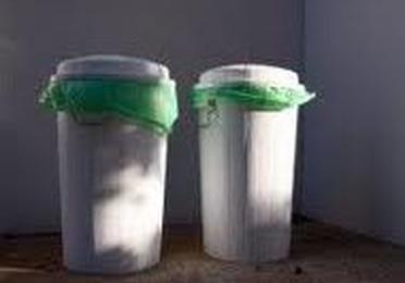 8.  Recogida de basuras