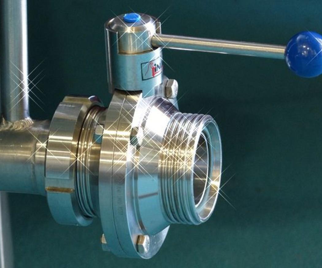 ¿Qué tipos de válvulas industriales existen?