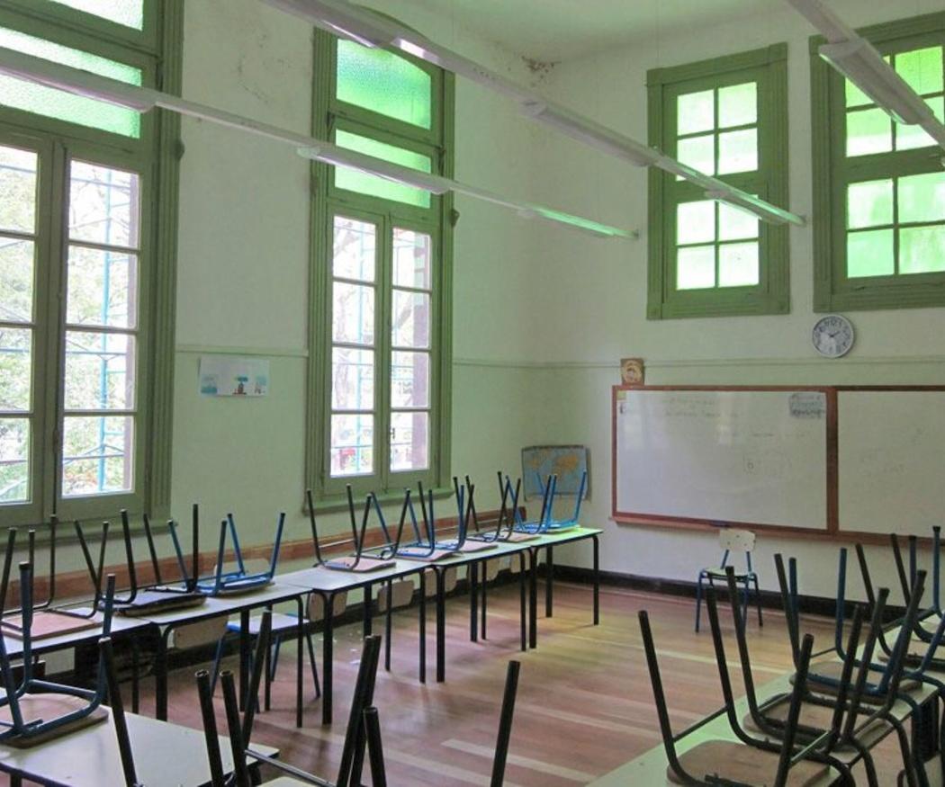 Como elegir el mobiliario escolar