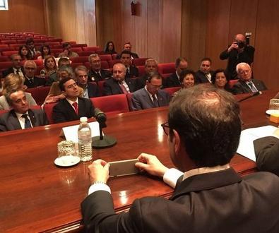 La presidenta de los Abogados de España dice que la justicia debe abandonar métodos del siglo XIX y