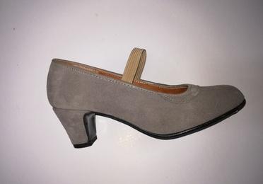 Zapato piel ante Modelo 50