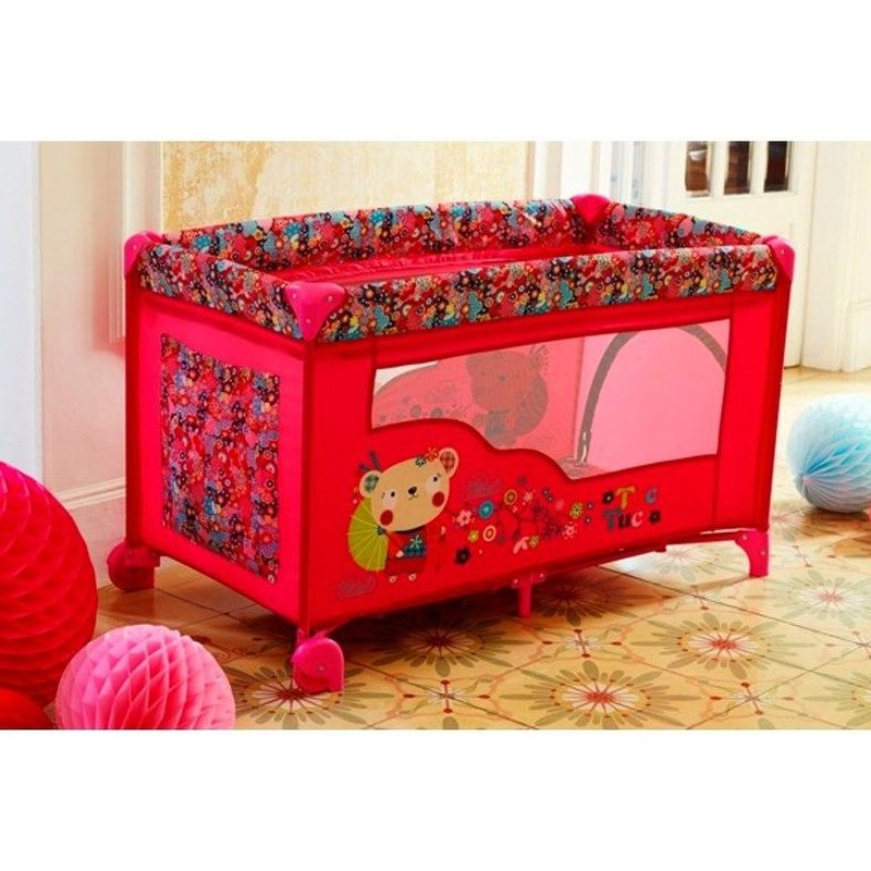 Cuna de Viaje Tuc Tuc Kimono Niña: Productos de Mister Baby