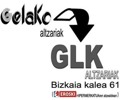 Gelako vs GLK