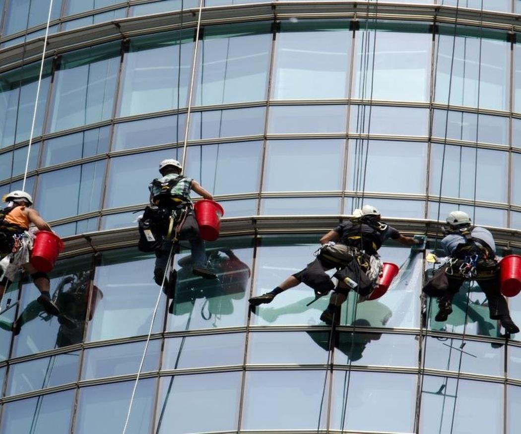 ¿Qué sabes sobre los trabajos verticales?