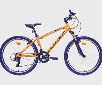 Gran liquidación de bicis en Stock: Catálogo de 2Ruedas Aranda