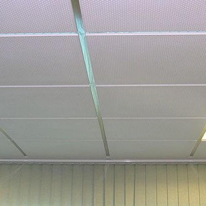 Ventajas de los techos desmontables