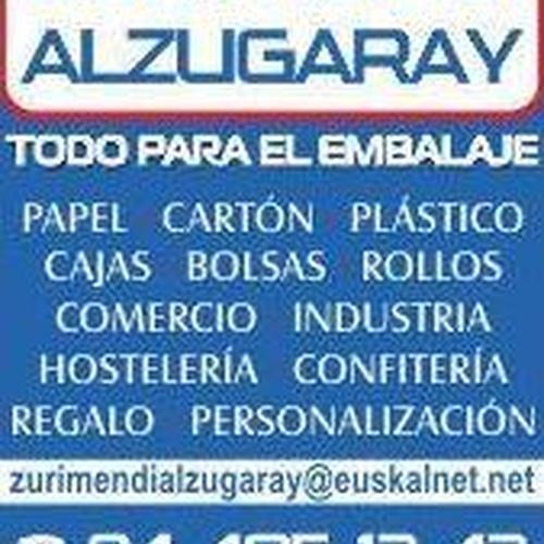 Cajas de cartón en Bilbao | Zurimendi Alzugaray