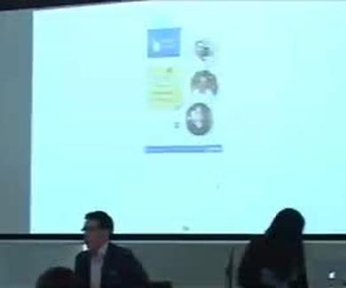 Iván Campos entrega los premios a los ganadores de Activa tu Negocio en Activa Internet