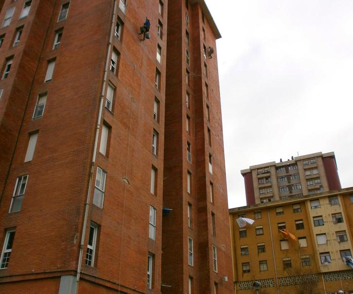 Revisión de fachadas
