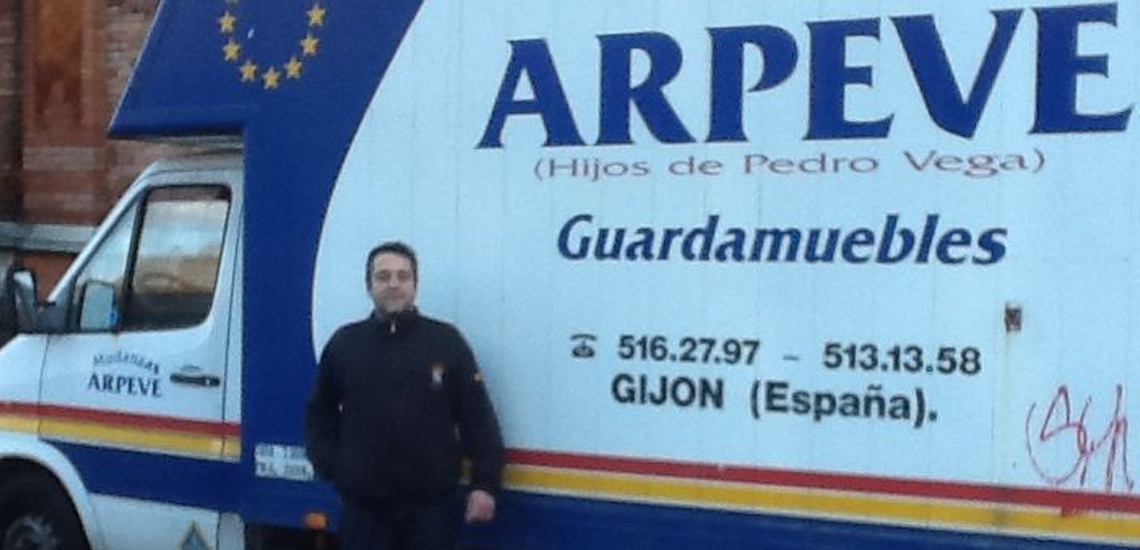 Mudanzas económicas en Asturias para particulares