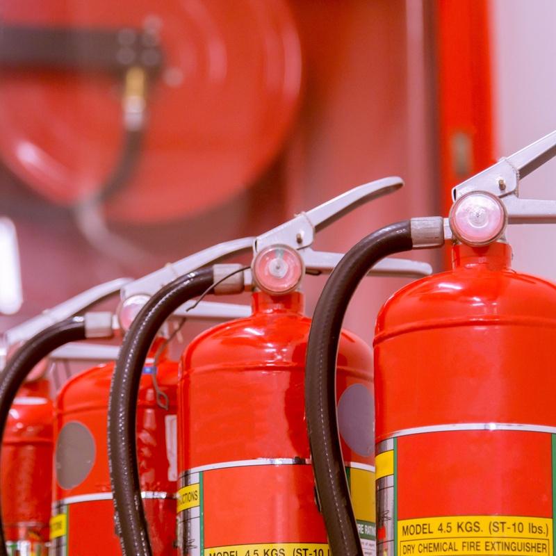 Instalaciones y mantenimiento: Servicios y productos de Incoval Protección Contra Incendios