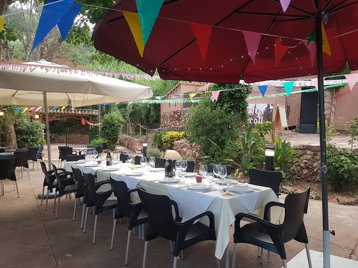 Celebraciones y eventos: Nuestros Servicios de Masía Can Pucoll
