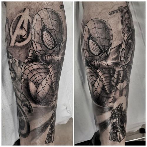 Estudio de tatuajes en Elche | Emotive Tattoo