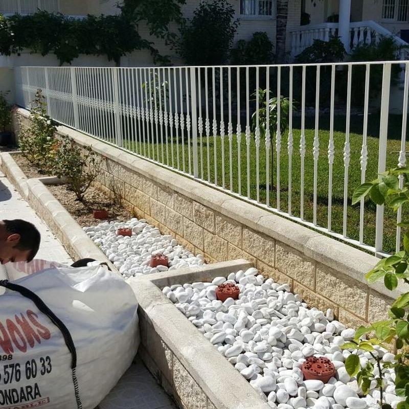 Limpieza : Trabajos de Grun Garden