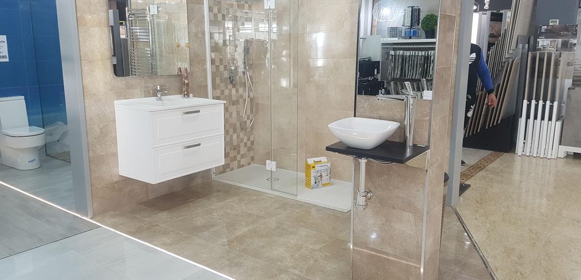 Muebles para baño Granada