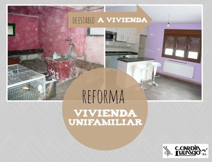 Reforma integral vivienda - gijón-asturias