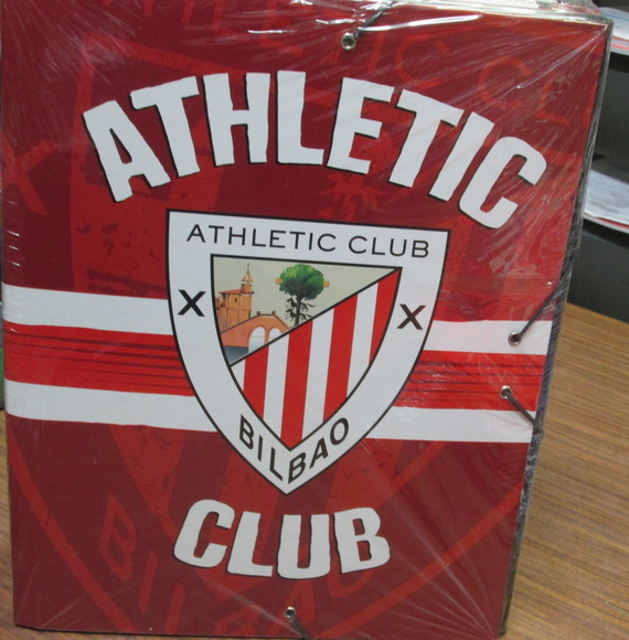 Carpeta Athletic