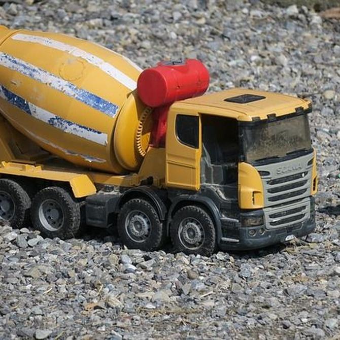 ¿Qué dificultades entraña la reparación de hormigoneras sobre camión?