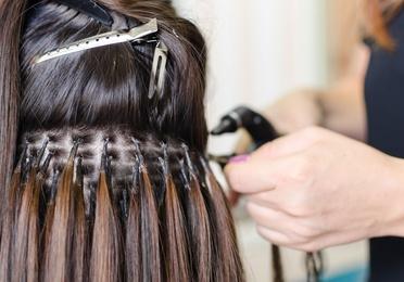 Extensiones de cabello marca Hairdreams