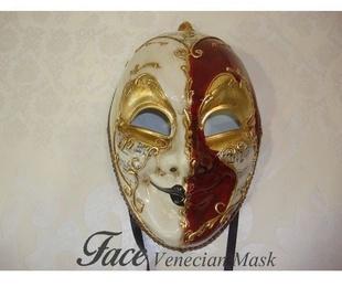 Máscaras pintadas a mano Volto
