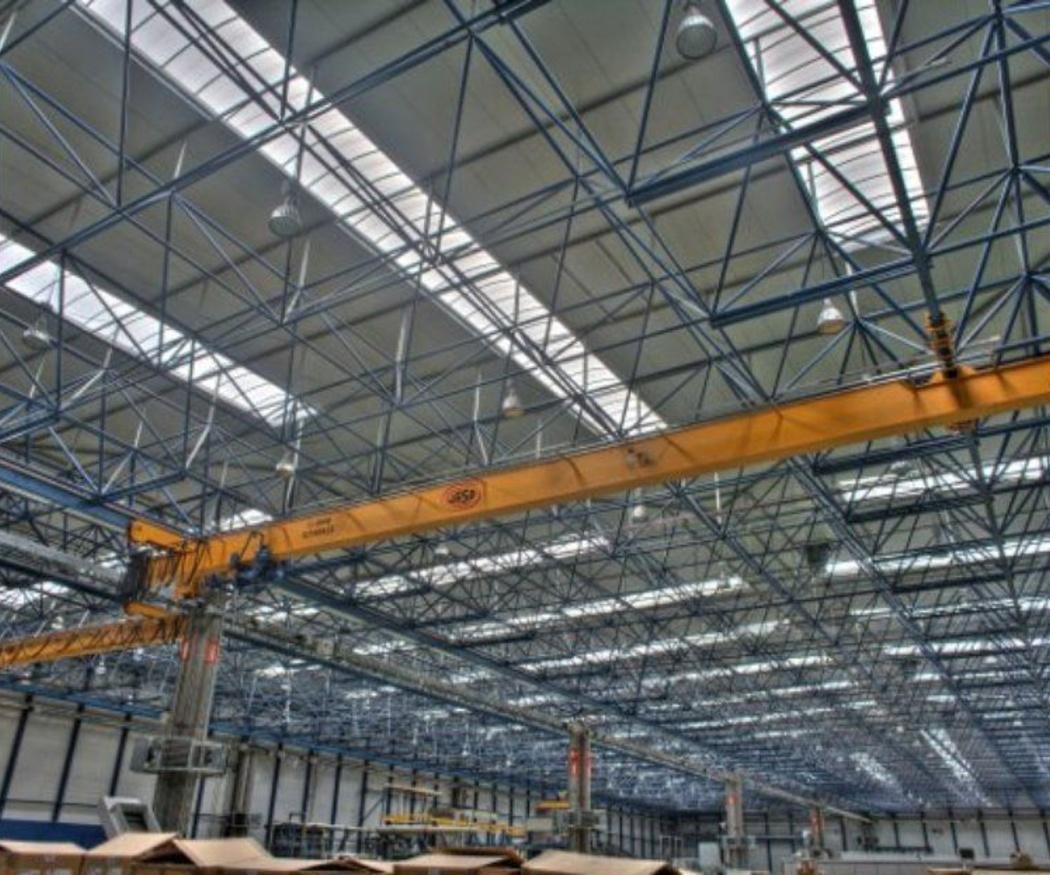 La iluminación de naves industriales (II)