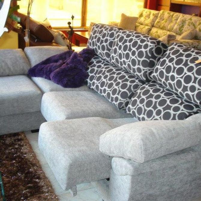 Tendencias en sofás