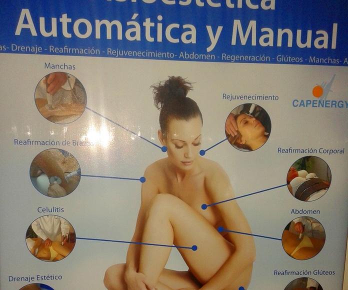 Tratamientos faciales y corporales en Oviedo