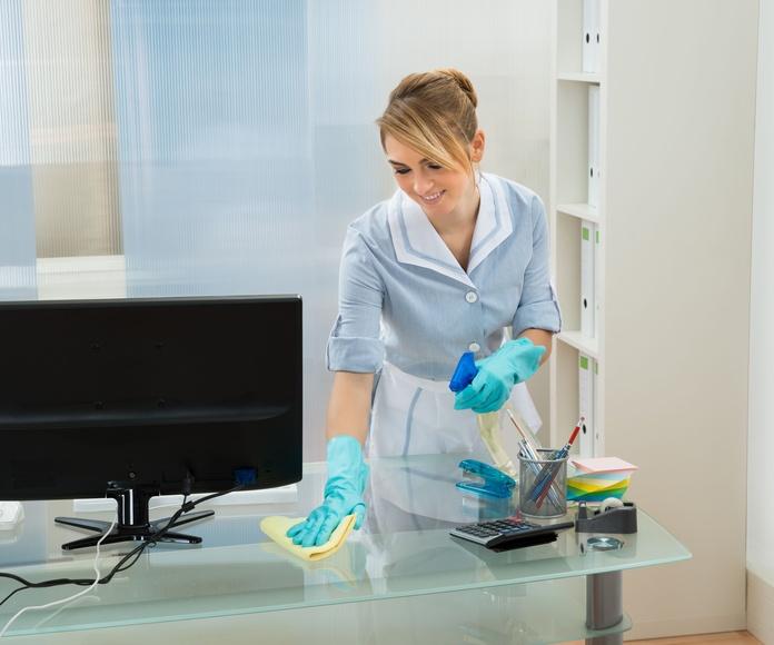 Limpieza de oficinas: Servicios de Abbey Facilities Services