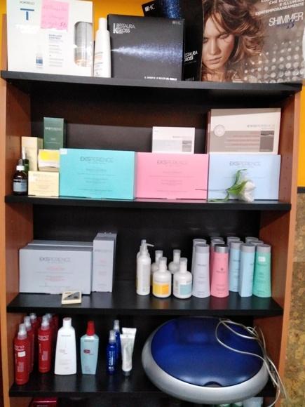 Tratamientos capilares: Servicios y tratamientos de Peluquería Udaberri