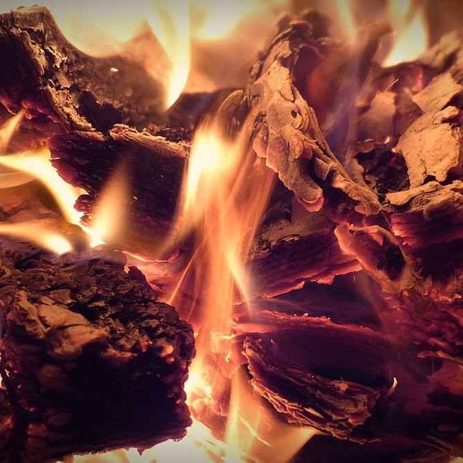 Fuegoterapia, la terapia a través del fuego
