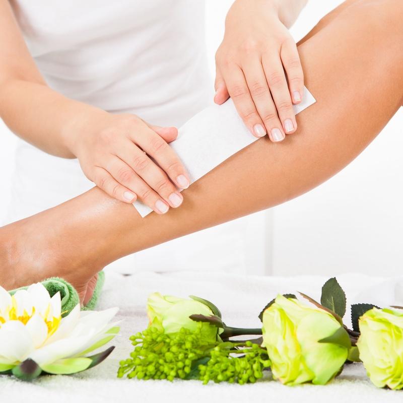Depilación con cera desechable 100%: Tratamientos de Salvia Belleza y Salud