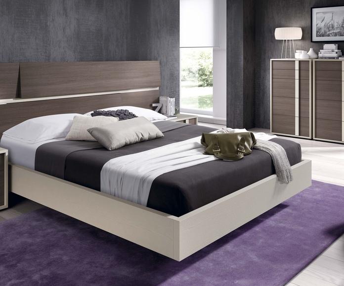 Dormitorio Rosamor : Catálogo de muebles y sofás de Goga Muebles & Complementos