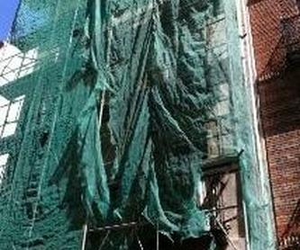 Carpintería y ebanistería: Servicios de Constructora Martín Baños