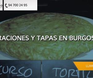Bares de tapas en Burgos | Tapiteo