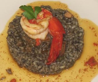 Aperitivos y primeros platos: Nuestros exclusivos platos de Restaurante Aguaviva