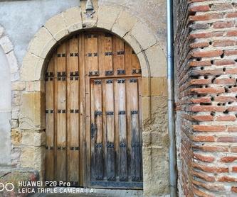Restauración de puertas de madera: Servicios  de Pinturas Carlos Álvaro
