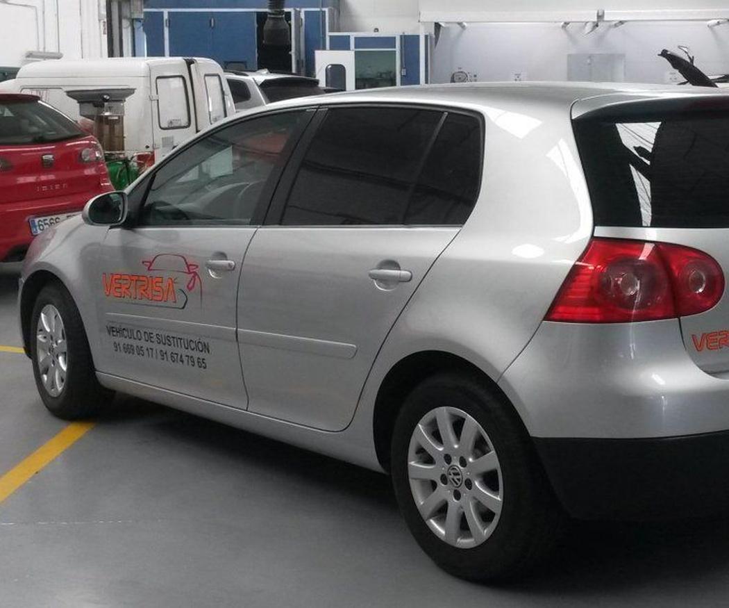 Ventajas de los talleres con coche de sustitución