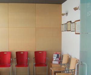 Clínica con todas las especialidades dentales