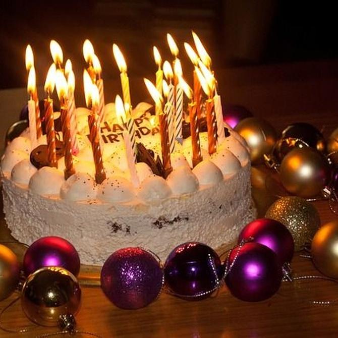 ¡Celebra tu no cumpleaños!