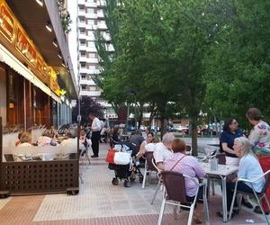 Bar de tapas en Guadalajara