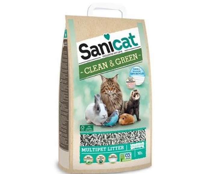 Sanicat Clean and Green