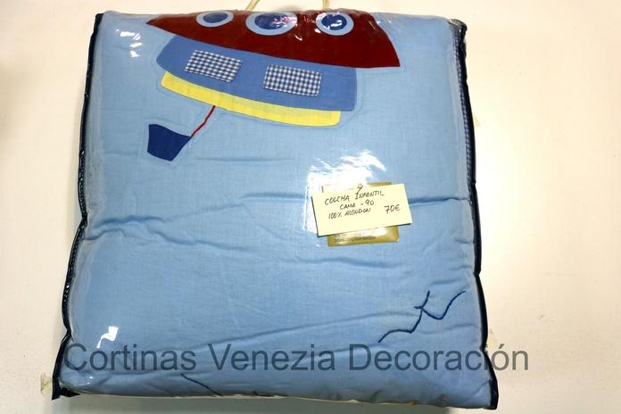 Colcha infantil: Catálogo de Venezia Decoración