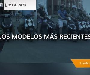Galería de Alquiler de motos en Málaga | Larios Rental