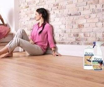 Teñido de suelos de madera: Catálogo de Mepadecor, S.L.
